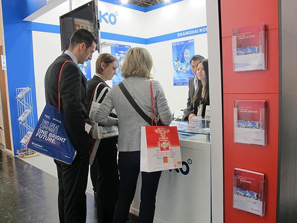 2012德国Dusseldorf阀门世界博览会照片3