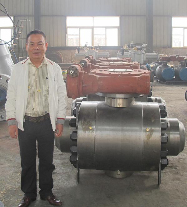 中煤项目,2500LB压力,4