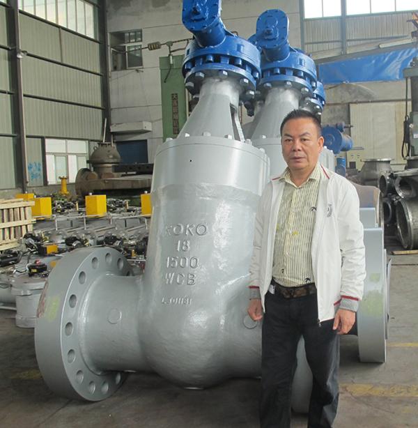 中煤项目,1500LB压力,18