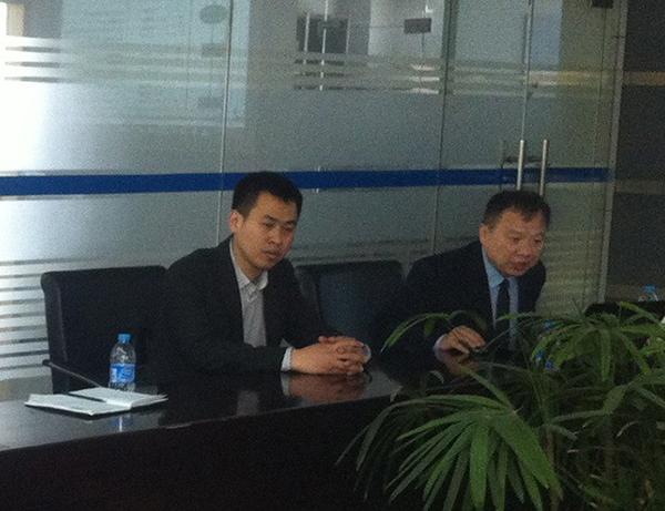 上海科科阀门集团管理变革咨询项目启动大会现成照片3