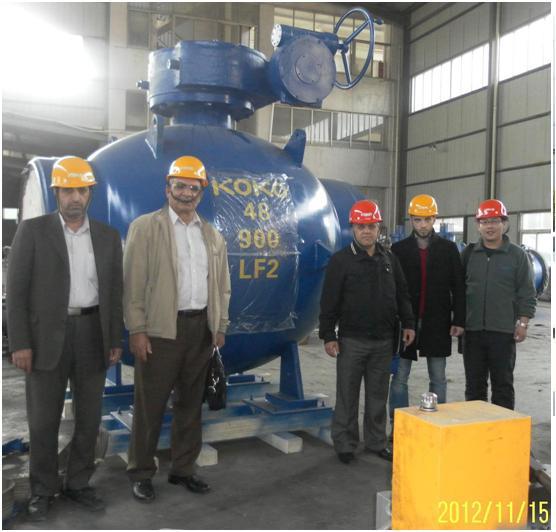 GRAND SANAT公司来上海科科考察交流2