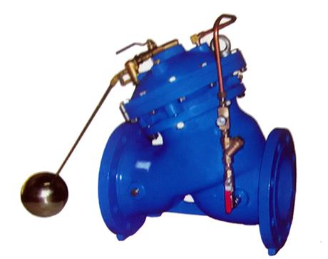 F745X/H103X隔膜式遥控浮球阀