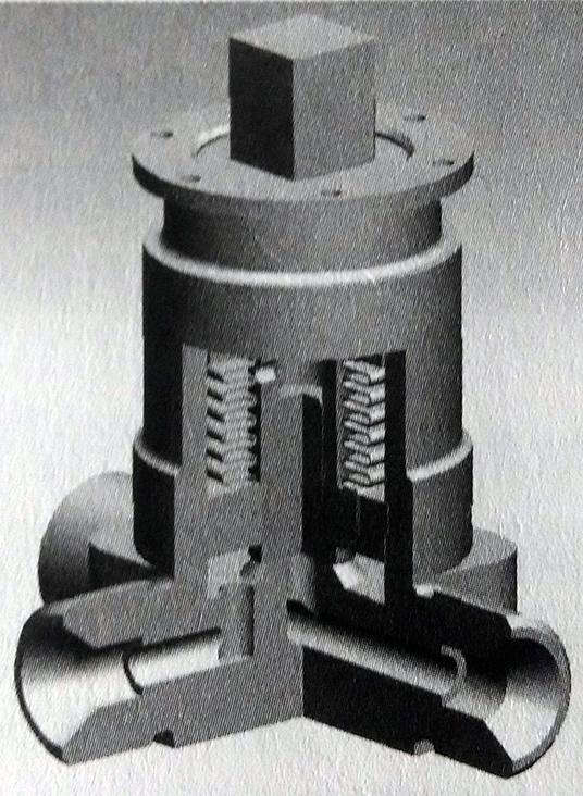小型波纹管阀门