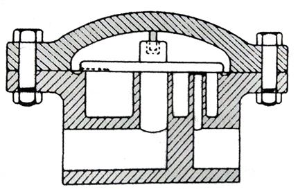 世界上第一个圆盘式疏水阀专利