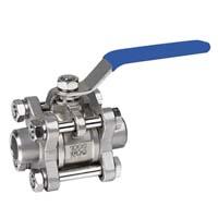 Q61F焊接球阀